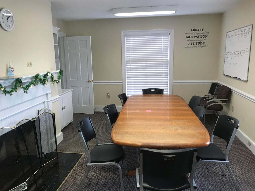 south boston office building conference room